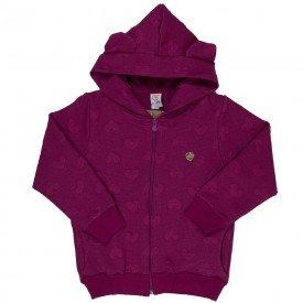 casaco infantil menina 7752