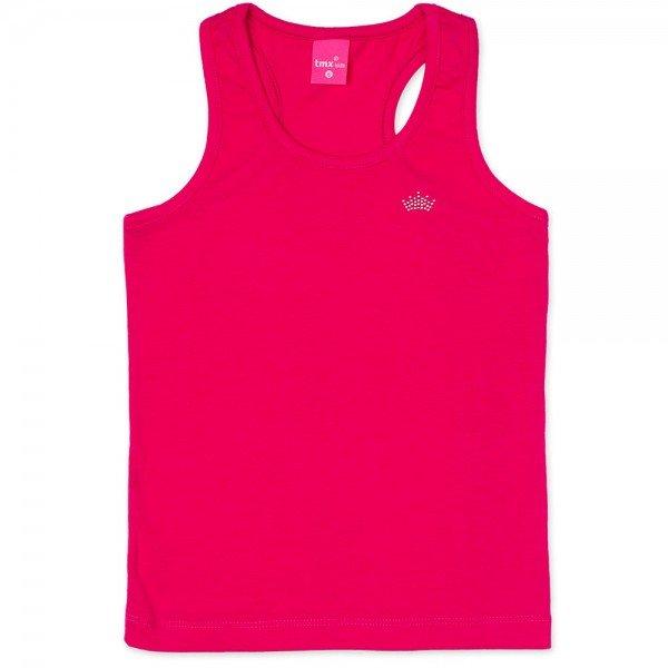regata infantil feminina nadador cotton pink 9102 7348