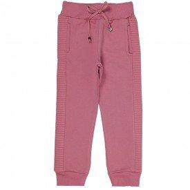 calc a infantil feminina jogger blush 1217 2214 8091