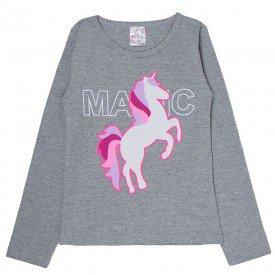 blusa infantil mescla magic 1223