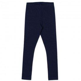 legging infantil feminina cotton marinho 9106 7356