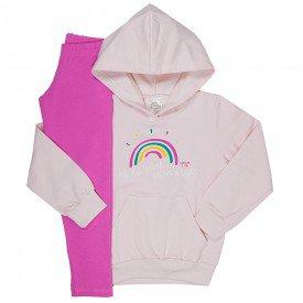 conjunto de abrigo menina 8426