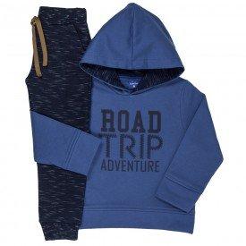 conjunto infantil menino road trip indigo marinho 5310
