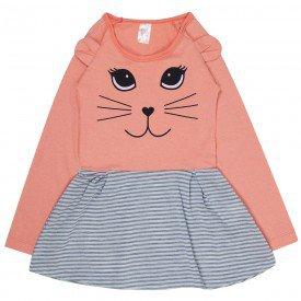 vestido infantil feminino 1327 8525