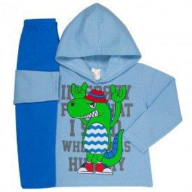 abrigo de frio para menino 2203 k 2203 azu
