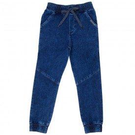 calca infantil menino moletom jeans 6637 tm 6637 jeans limitada