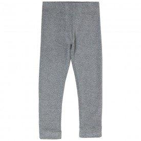 legging infantil feminina atoalhada basica mescla f10271 8307