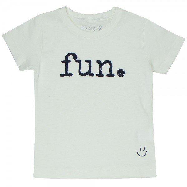 t shirt infantil unissex off white fun preto c 04 01 07 8577