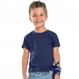 camiseta infantil masculina basica marinho 104441a b 8883