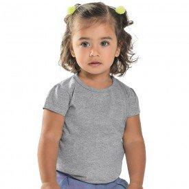 blusa infantil feminina basica meia malha mescla 104429a b 8867