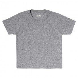 camiseta infantil masculina basica mescla 104441ab 8882