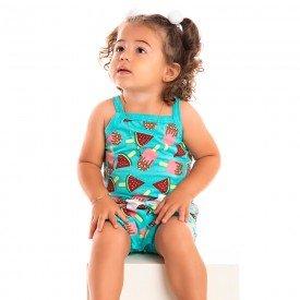macaquinho bebe menina ice cream verde 1242 8614