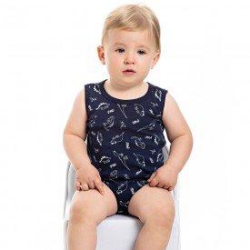 body bebe menino dinossauros marinho 4559 9118