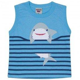 regata machao bebe menino shark azul claro 4553 9103