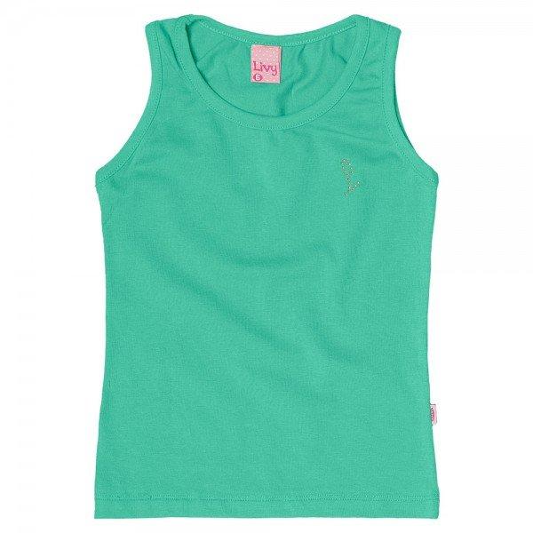 regata bssica infantil feminina verde agua 1017 8910