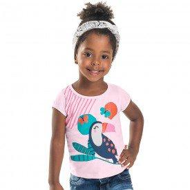 blusa infantil feminina tucano confete 6669 8938