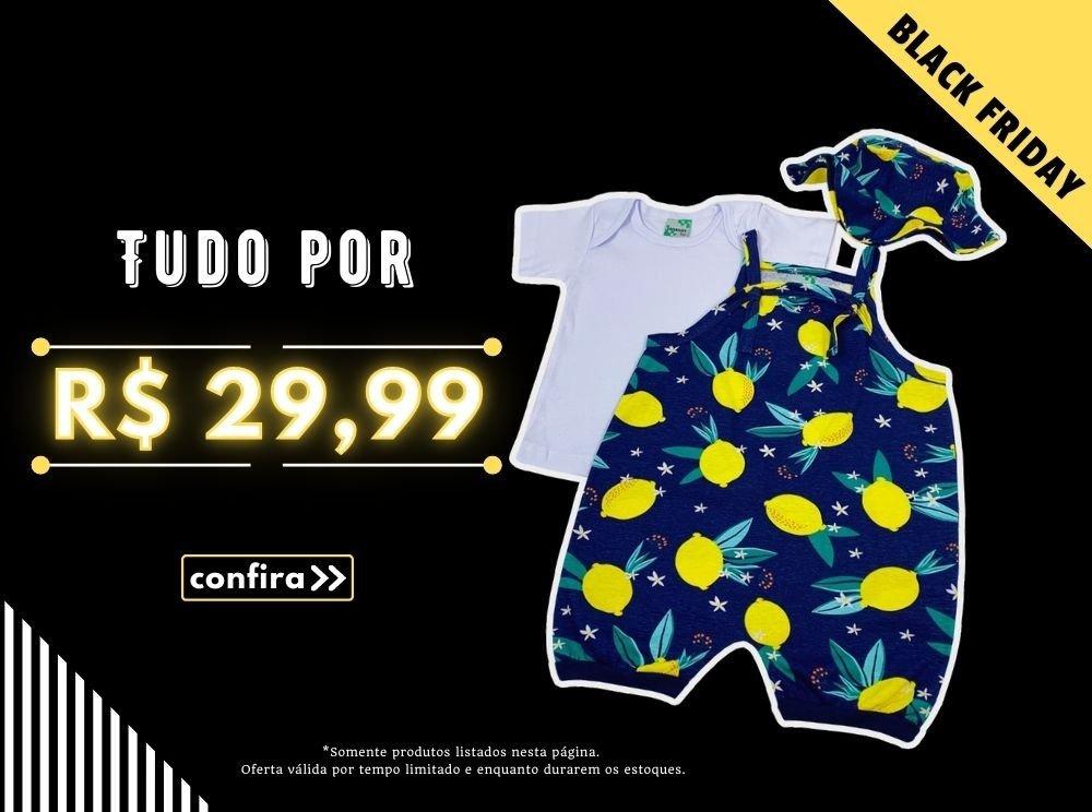Roupa Infantil por R$ 29,99