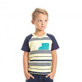 camiseta fearless amarelo 3988 4636