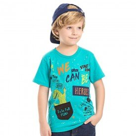 camiseta we can be verde 3989 4639