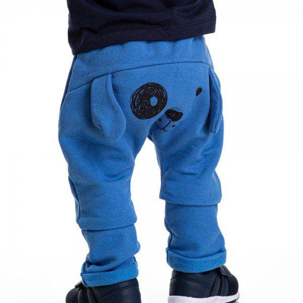 calca bebe masculina saruel cachorrinho azul palacio 4883 4949 9771 2