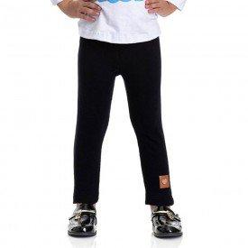 legging infantil feminina molecotton preta 4944 4945 9907