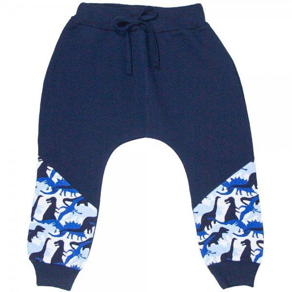 calca infantil masculina saruel dino marinho 4899 9796