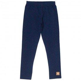 legging infantil feminina molecotton azul marinho 4944 4945 9908