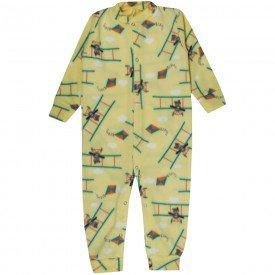 macacao infantil de soft aviador kw707 10050