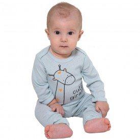 conjunto body e calca cute giraffe cinza 114 115 116 10123 1
