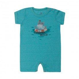macaquinho bebe menino hipopotamo azul 8339 10327