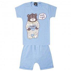 pijama infantil menino good night azul 1437 10510