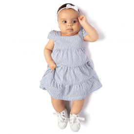 vestido bebe branco denim 0123 10716