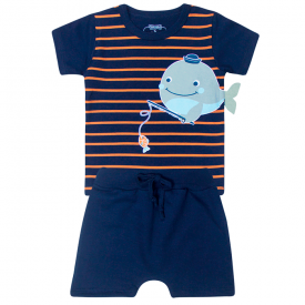 conjunto bebe menino baleia marinho 12177 10395