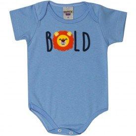 body bebe menino leao azul claro 5184 10573
