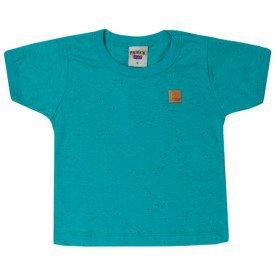 camiseta bebe menino botone verde 5186 10578