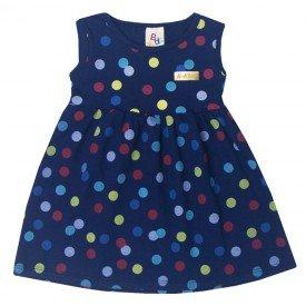 10765 vestido bebe poa marinho 191044