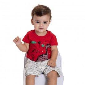 10734 conjunto bebe menino roar vermelho off 191004