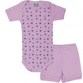 10786b conjunto body canelado estrelas rosa 201